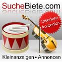 SucheBiete kostenlose Musik Kleinanzeigen