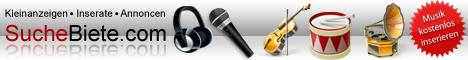 SucheBiete Instrumente Kleinanzeigen